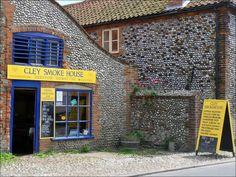 cley smokehouse~Norfolk