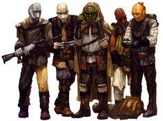star wars humanoid species - Google Search