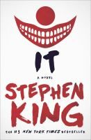 September 8: IT by Stephen King (Part 1)
