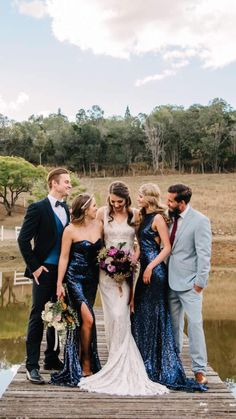 Bridesmaid Dresses, Wedding Dresses, Bright, Party, Fashion, Bridesmade Dresses, Bride Dresses, Moda, Bridal Gowns