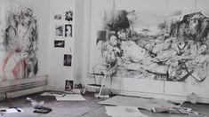 """Hoy en el blog www.paukf.com la #belleza, la #carne y la #textura de Jenny #Saville """"NO ME GUSTAN LAS COSAS DEMASIADO PULIDAS. YA TENEMOS LAS REVISTAS DE MODA PARA ESO"""" jenny_saville_paukf #paukf #studio"""