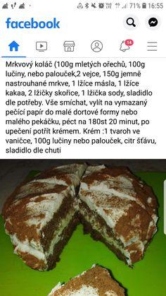 Low Carb Diet, Banana Bread, Diet Recipes, Desserts, Food, Tailgate Desserts, Deserts, Essen, Postres