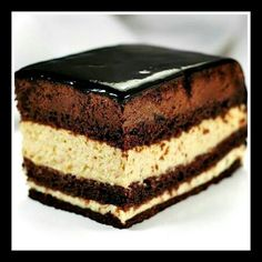 Torta 7 veli: 7 strati di cioccolato. E non serve dire altro. #torta #cake #catania #food