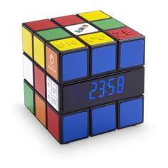 Radio réveil Bigben Rubik's