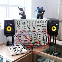 Modcan Modular Synthesizer