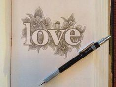 Love by Virginia Poltrack