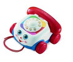 Fisher-Price Toddlerz Chatter Telephone - http://www.discoverbaby.com/fisher-price/fisher-price-toddlerz-chatter-telephone-2/