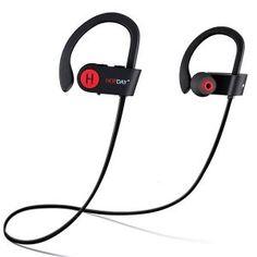 e6825f08820 Top 10 Best Waterproof Bluetooth Headphones (2019) Reviews