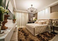 Decor Salteado - Blog de Decoração e Arquitetura : 12 Quartos de Casal com decoração clássica e contemporânea maravilhosos! Veja dicas!