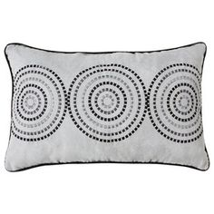 Walmart Pillow Inserts Better Homes And Gardens Langston Decorative Oblong Pillow  Our