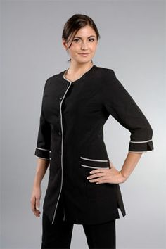1000 images about spa uniforms on pinterest spa uniform for Spa uniform tops