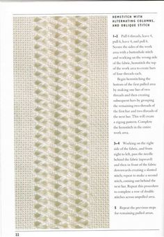 Gallery.ru / Фото #21 - Donatella Ciotti - Hardanger Embroidery - CrossStich