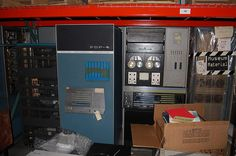 DEC PDP-4 picture by vonguard, via Flickr