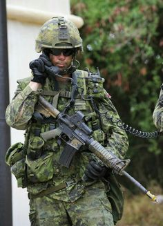 Special Forces Of India, Airsoft, Arsenal, Canadian Army, Armed Forces, Forces Armées, Military Police, Us Army, Warriors