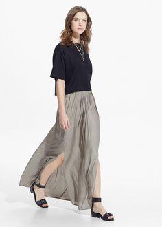 11 faldas que puedes lucir tanto en verano como en otoño