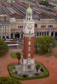 La Torre de los Ingleses Buenos Aires, Argentina