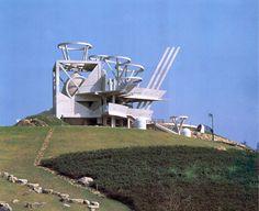 Kihoku Astronomical Museum,Kihoku, Japan,1995 – Takasaki Masaharu