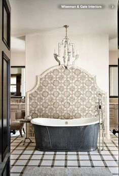 tile framing tub