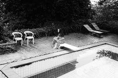 magherita missoni/ swimming pool