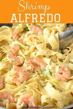 Shrimp Alfredo Olive Garden, Shrimp Fettuccine Alfredo, Linguine, Shrimp Pasta, Shrimp Fettucini Recipes, Shrimp Recipes Easy, Seafood Recipes, Cooking Recipes, Chicken Recipes