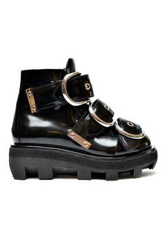 13412e41c60 Alexander Wang Frankenstein Boot. Funky Shoes