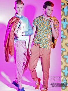 HOMME STYLE Cameron Rowley & Richard Bell in Spring Blossom by Vincent Ko. Tiffany Briseno, www.imageamplified.com, Image Amplified (6)