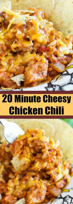 20 Minute Cheesy Chi