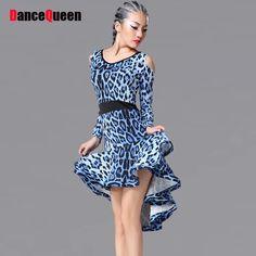 c11a34a9b5f0e 2018 nouvelle robe de danse latine danse porter jupe danse latine femmes danse  latine jupe Samba Salsa concours Costumes