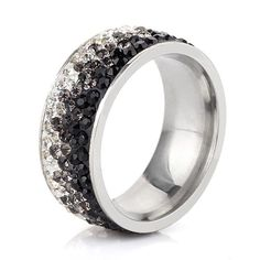 9 Tanakorn 925 Silver Black Stone Ring S925 Sterling Thai Silver Rings for Men Jewelry