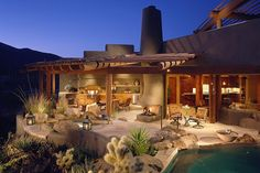 Desert Residence by The Phil Nichols Company