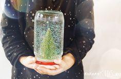 kokokoKIDS: DIY Snow Globe
