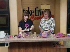 10 Homemade Knitting Nancys