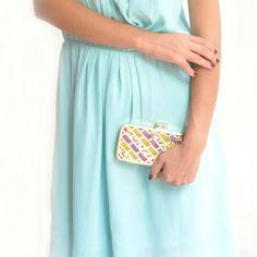 #rachanareddy #bags #clutch #india #metal #handcrafted #metalclutch #fashion #elegant #nostalgic #summer #statementaccessory #ss14 #campaign #ecofashion #easybreezy #sorbet #flowers #fretwork  #sorbet #floral  Shop here: www.rachanareddy.com