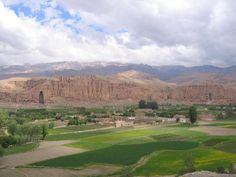 Paysage culturel et vestiges archéologiques de la vallée de Bamiyan  plateau central d'Afghanistan
