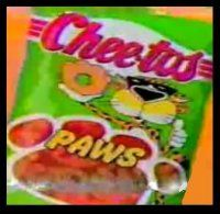 Cheetos PAWS!