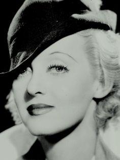 Bette Davis-- she's got Bette Davis eyes