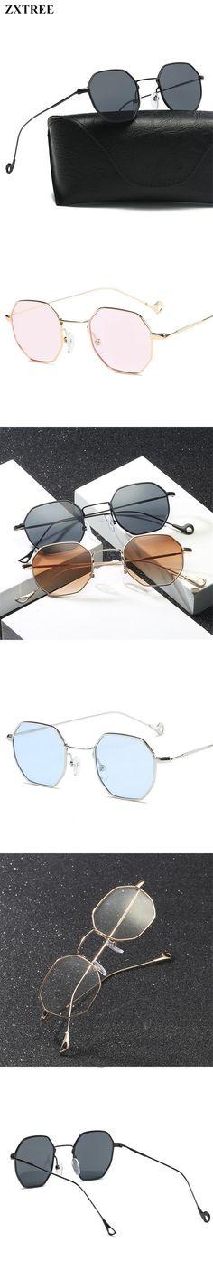 ZXTREE Fashion Sunglasses Women Classic Brand Designer Clear Lens Sun Glasses Men Unisex Vintage Beam Frame Glasses UV400 Z255