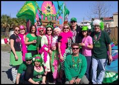 TYBEE ISLAND IRISH HERITAGE PARADE, Tybee Island's fun, family-friendly parade to celebrate St. Patrick's Day, will be held Saturday, March 9 at 3pm. Look for TVR in the parade!