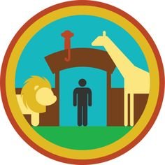 Lifescouts: Zoo Badge  I've been to zoos only on school field trips because i hate all of the animals in cages. I want to set them free