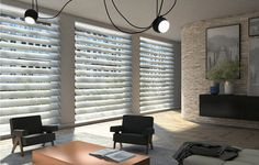 Sobriety, innovation and confidentiality are the keys words of our alabaster blinds. This creation is perfect for any offices, lobby or meeting room. They will bring a chic and classy atmosphere to your working space, while providing a design and arty touch! ©️Atelier Arnaud Sabatier Technical Innovation, Light And Space, Sobriety, Bay Window, Offices, Blinds, Keys, Custom Design, Room Ideas