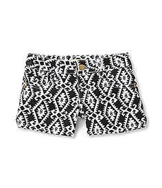 Copper Key 716 5Pocket Printed Shorts #Dillards
