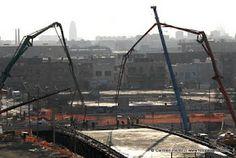 Construcció pont C/Industria (Rambla del Gorg)