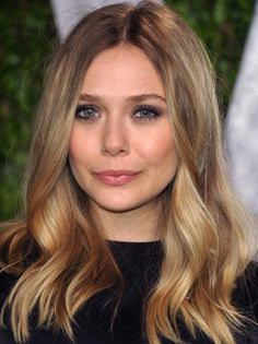 Elizabeth Olsen looking soft and sultry. For more of these looks plus the latest beauty tips, trends and answers to your most asked beauty questions, visit our website at www.aestheticscollege.ca.