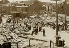 This day in St. Louis: May 27, 1896 - In 20 minutes, a super tornado called the Great Cyclone kills 255 people as it slices like a turbine through St. Louis and East St. Louis. Its wide path left a ruin of 7,500 buildings damaged or destroyed. #stl250