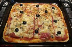 Pizza, la auténtica masa italiana