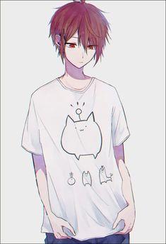 __∩__∩ ( ・ω・) ┏━━∪∪━━━━━━━━━━━━━┓ Como sei que vai flopar, ja to trei… # Diversos # amreading # books # wattpad Cool Anime Guys, Hot Anime Boy, Anime Boys, Anime Boy Hair, Fan Art Anime, Anime Artwork, Gato Anime, Manga Anime, Anime Comics