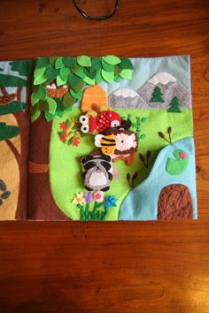 Sweetest and best animal play pages around!