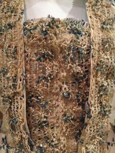 A 1760s Silk Brocade Court Dress Has Timeless Appeal