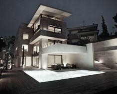 SINGLE-FAMILY HOUSE by Joan Lao - DESIGN STUDIO