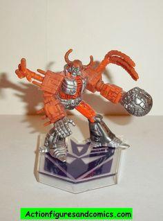 Transformers Titanium UNICRON complete die cast 3 inch series